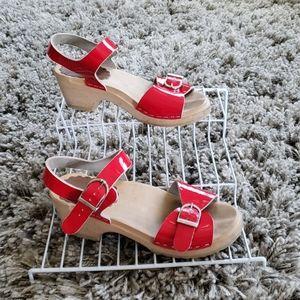 Hanna Andersson Girls Sandals